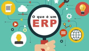 O que é um sistema ERP?